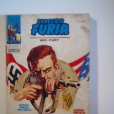 Comics: SARGENTO FURIA - VERTICE - VOLUMEN 1- NUMERO 4 - CJ 6 - GORBAUD. Lote 112039531