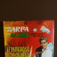 Cómics: ZARPA DE ACERO VERTICE GRAPA NUMERO 24. Lote 112123059