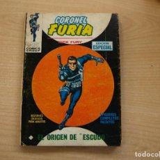 Cómics: CORONEL FURIA - NÚMERO 2 - FORMATO TACO - VERTICE. Lote 112260871