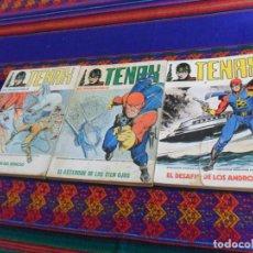 Cómics: VÉRTICE VOL. 1 TENAX NºS 1, 10 Y 11. 30 PTS. 1973.. Lote 112323587