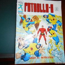Cómics: PATRULLA X Nº 4 AGOSTO1974. Lote 112398571
