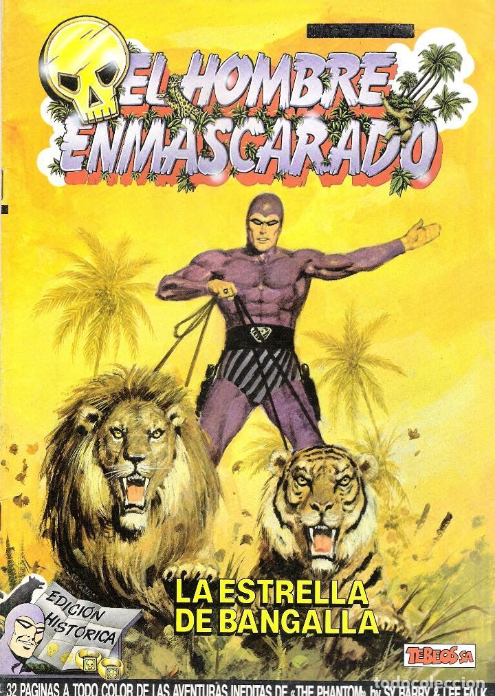 EL HOMBRE ENMASCARADO NUMERO 9 (Tebeos y Comics - Vértice - Hombre Enmascarado)