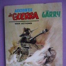 Cómics: ACCIONES DE GUERRA Nº 13 VERTICE VOL. 1 ¡¡¡ BUEN ESTADO !!!. Lote 112468367