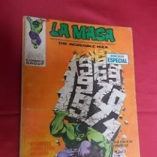 Cómics: LA MASA. VOL 1 Nº 16. TEMPESTAD EN EL TIEMPO SIDERAL. EDICIONES VERTICE. TACO.. Lote 112474875