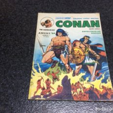 Cómics: CONAN - THE BARBARIAN - ANUAL - 80. Lote 112534522