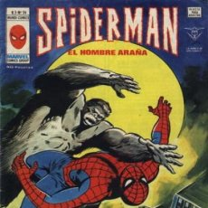 Comics: SPIDERMAN - V-3- Nº 54 -¡CAZAR A SPIDERMAN!- GRAN JOHN ROMITA- 1980- DIFÍCIL-REGULAR-LEAN-8041. Lote 112572971