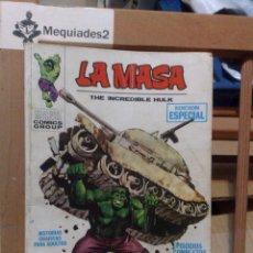 Fumetti: LA MASA Nº 1 (VERTICE TACO). Lote 112654087