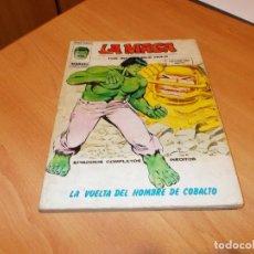 Cómics: LA MASA V.1 Nº 35. USADO. LEER DESCRIPCION. Lote 112709011