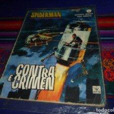 Cómics: VÉRTICE GRAPA SPIDER Nº 3. 1967. 7 PTS. CONTRA EL CRIMEN. DIFÍCIL.. Lote 112878539