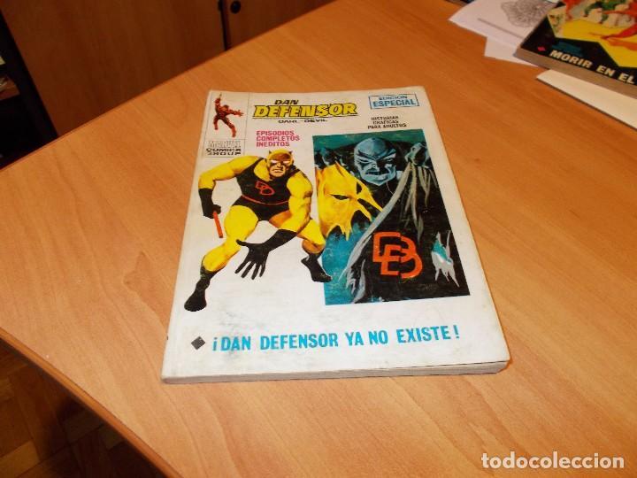 DAN DEFENSOR V.1 Nº 19 (Tebeos y Comics - Vértice - Dan Defensor)