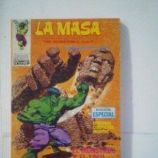 Cómics: LA MASA - VERTICE - VOLUMEN 1 -NUMERO 21 - MUY BUEN ESTADO - CJ 79 - GORBAUD . Lote 112962347