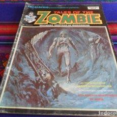 Cómics: VÉRTICE VOL. 1 ESCALOFRÍO Nº 23 TALES OF THE ZOMBIE Nº 7. 30 PTS. 1974.. Lote 112969679