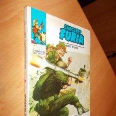 Cómics: SARGENTO FURIA V.1 Nº 22. Lote 64595019