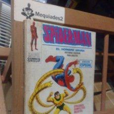 Cómics: SPIDERMAN Nº 21 (VERTICE TACO ) 1ª EDICIÓN DE CARTÓN DURO. Lote 112999979