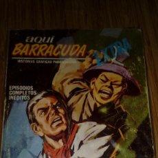 Cómics: AQUI BARRACUDA Nº 11. Lote 113009291