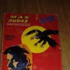 Cómics: MAX AUDAZ Nº 19. Lote 113010251