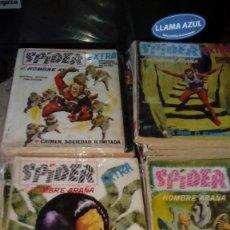 Spider colección completa 27 números