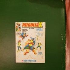 LA PATRULLA X N 17 VERTICE VOL 1