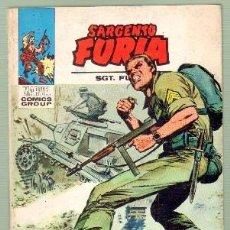 Comics : SARGENTO FURIA. SGT. FURY Nº 20 - LA FORTALEZA DEL HORROR. - A-COMIC-4837.. Lote 113105443