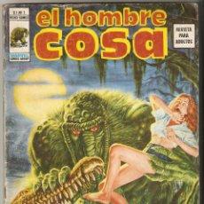 Cómics: EL HOMBRE COSA Nº 1 - LA CREACION DEL HOMBRE COSA - VERTICE VOL1 - . Lote 113105939
