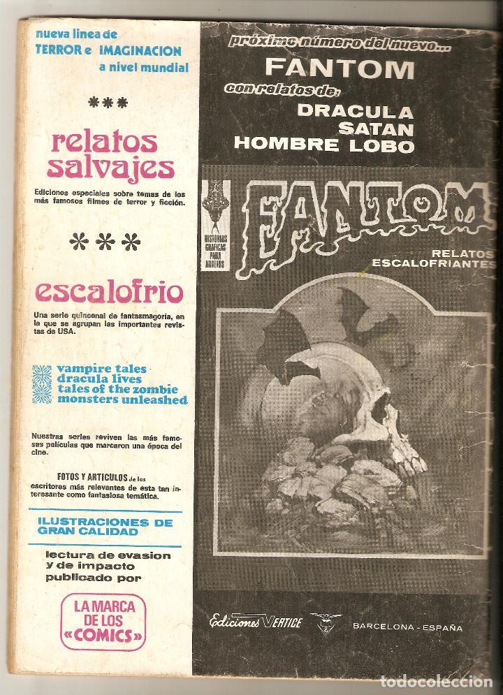 Cómics: EL HOMBRE COSA Nº 1 - LA CREACION DEL HOMBRE COSA - VERTICE VOL1 - - Foto 2 - 113105939