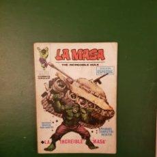 Cómics: LA MASA N 1 VERTICE VOL 1. Lote 113113280
