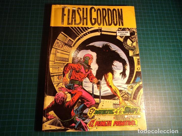 FLASH GORDON. TOMO 2. CONTIENE LOS NUMEROS 7 AL 12. VERTICE. (M-40). (Tebeos y Comics - Vértice - Flash Gordon)