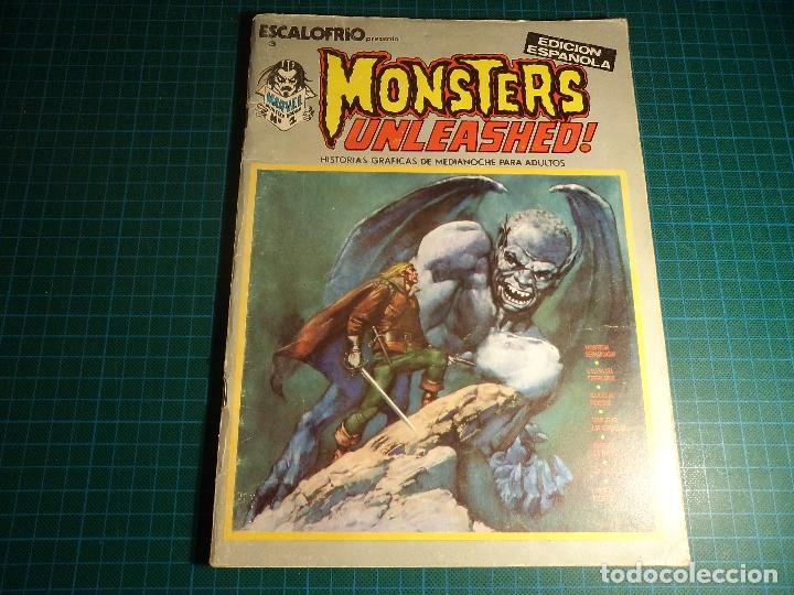 MONSTERS UNLEASHED!. Nº 1. VERTICE. (M-40). (Tebeos y Comics - Vértice - Otros)