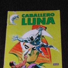Cómics: COMIC CABALLERO LUNA - DEMASIADAS MEDIASNOCHES - AÑO 1.981. Lote 113296547