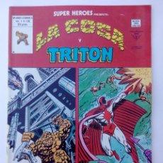 Cómics: LA COSA TRITON SUPER HEROES VOL. 1 Nº 130 - VERTICE -MUNDI-COMICS. Lote 113433259
