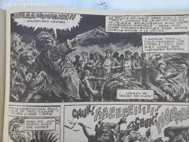 Cómics: ESCALOFRIO Nº 42 VAMPIRE TALES 11 - Foto 4 - 113467651