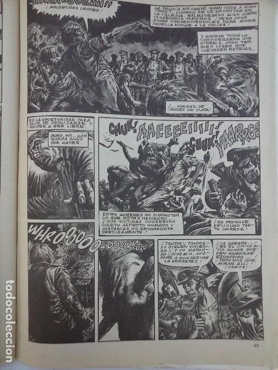 Cómics: ESCALOFRIO Nº 42 VAMPIRE TALES 11 - Foto 7 - 113467651