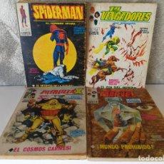 Cómics: LOTE TACO SUPER HEROES. Lote 113522827