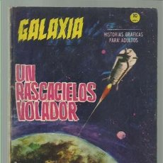 Cómics: GALAXIA 15: UN RASCACIELOS VOLADOR, 1966, VERTICE, (ROBOT ARCHIE) USADO. Lote 113551191