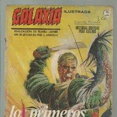 Cómics: GALAXIA 2: LOS PRIMEROS EN MARTE, 1965, VERTICE USADO. Lote 113551471