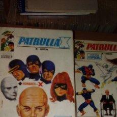 Cómics: PATRULLA X VERTICE VOL 1 COMPLETA 32 NÚMEROS VERTICE. Lote 113595975