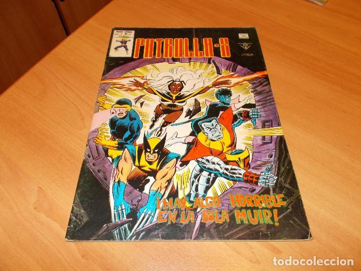 PATRULLA X V.3 Nº 35 (Comics und Tebeos - Vértice - Patrulla X)