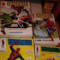 Cómics: SPIDERMAN VERTICE VOLUMEN 1 COMPLETA 59 NÚMEROS. Lote 113846911