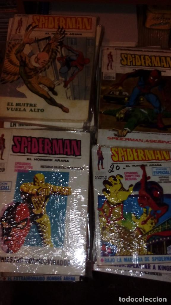Cómics: Spiderman Vertice volumen 1 completa 59 números - Foto 2 - 113846911