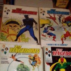 Cómics: LOS VENGADORES VERTICE VOLUMEN 1 COMPLETA 52 NÚMEROS.. Lote 113847903
