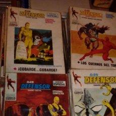 Cómics: DAN DEFENSOR VERTICE VOLUMEN 1 COMPLETA 48 NÚMEROS.. Lote 113848643
