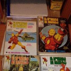 Cómics: EL HOMBRE DE HIERRO VERTICE VOLUMEN 1 COMPLETA 32 NÚMEROS.. Lote 113851355