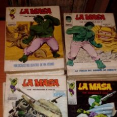 Cómics: LA MASA VERTICE VOLUMEN 1 COMPLETA 35 NÚMEROS.. Lote 113852139