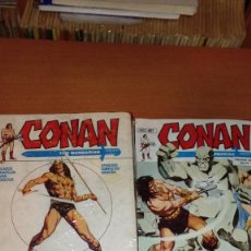 Cómics: CONAN VERTICE VOLUMEN 1 COMPLETA 18 NÚMEROS.. Lote 113852479