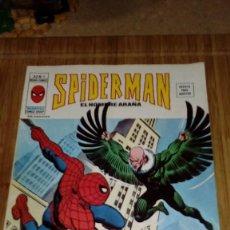 Cómics: SPIDERMAN V3 Nº 4 EN MUY BUEN ESTADO MUY DIFICIL. Lote 113948927