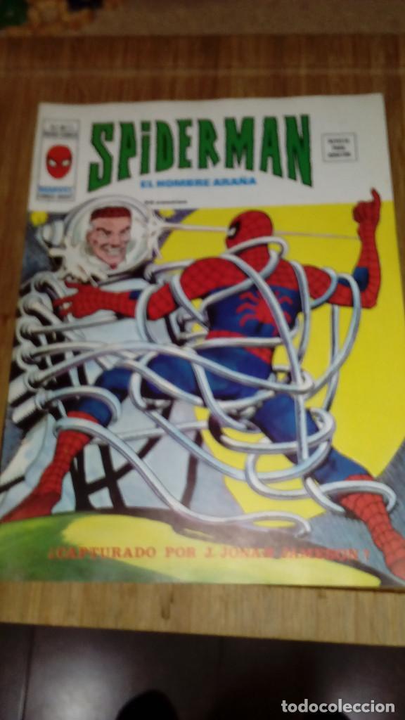 SPIDERMAN V3 Nº 13 EN MUY BUEN ESTADO (Tebeos y Comics - Vértice - V.3)