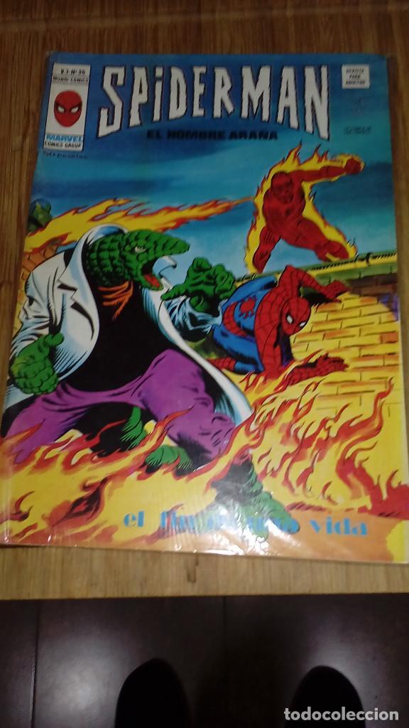 SPIDERMAN V3 Nº 36 EN MUY BUEN ESTADO DIFICIL (Tebeos y Comics - Vértice - V.3)