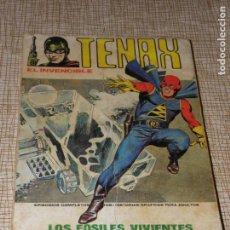 Cómics: VERTICE TENAX EL IMVENCIBLE Nº 3 LOS FOSILES VIVIENTES. Lote 113962635
