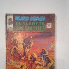Cómics: RELATOS SALVAJES - EL PLANETA DE LOS MONOS - VERTICE - VOLUMEN 2 - NUMERO 3 - CJ 99 - GORBAUD. Lote 113988879