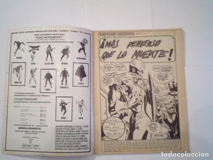 Cómics: CAPITAN AMERICA - VERTICE - VOLUMEN 2 - NUMERO 9 - CJ 79 - GORBAUD - Foto 2 - 114058623